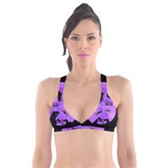 Halloween Plunge Bikini Top