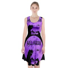 Halloween Racerback Midi Dress
