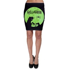 Halloween Bodycon Skirt