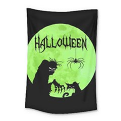 Halloween Small Tapestry