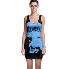 Halloween Bodycon Dress