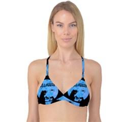 Halloween Reversible Tri Bikini Top