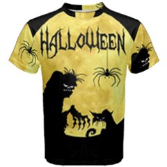 Halloween Men s Cotton Tee