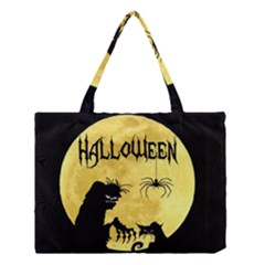 Halloween Medium Tote Bag