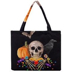Halloween Candy Keeper Mini Tote Bag