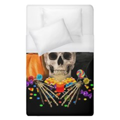 Halloween Candy Keeper Duvet Cover (single Size)