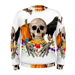 Halloween Candy Keeper Men s Sweatshirt