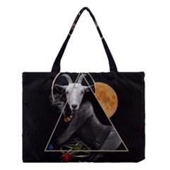 Spiritual Goat Medium Tote Bag