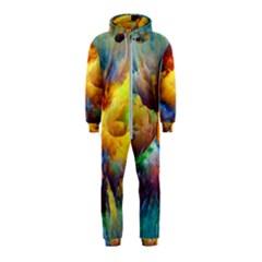 Colors 1884014  340 Hooded Jumpsuit (kids)