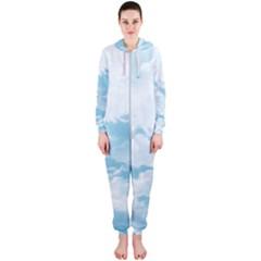Image Hooded Jumpsuit (ladies)