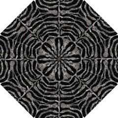 Skin2 Black Marble & Gray Stone Hook Handle Umbrellas (small)