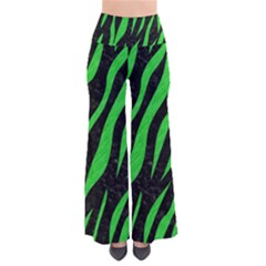 Skin3 Black Marble & Green Colored Pencil Pants