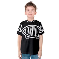 Darwin Fish Kids  Cotton Tee