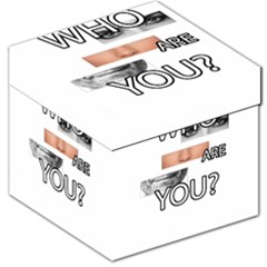 Who Are You Storage Stool 12