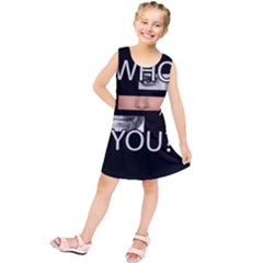 Who Are You Kids  Tunic Dress