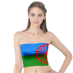 Gypsy Flag Tube Top