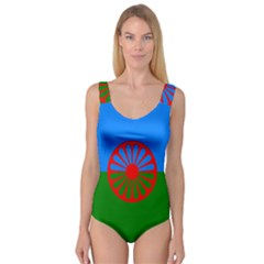 Gypsy Flag Princess Tank Leotard
