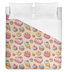 Sweet Pattern Duvet Cover (queen Size)