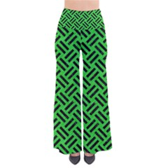 Woven2 Black Marble & Green Colored Pencil (r) Pants
