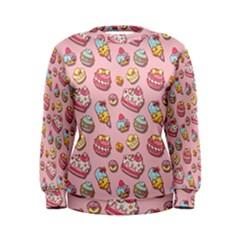 Sweet Pattern Women s Sweatshirt