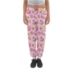 Sweet Pattern Women s Jogger Sweatpants