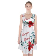 Carpe Diem  Racerback Midi Dress