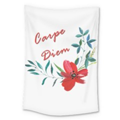 Carpe Diem  Large Tapestry