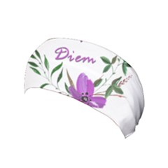 Carpe Diem  Yoga Headband