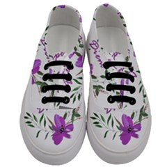 Carpe Diem  Men s Classic Low Top Sneakers