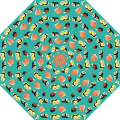 Sushi Pattern Straight Umbrellas