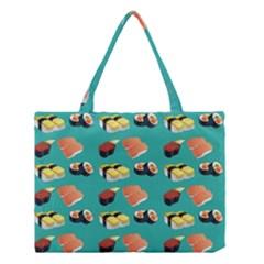 Sushi Pattern Medium Tote Bag