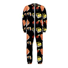 Sushi Pattern Onepiece Jumpsuit (kids)