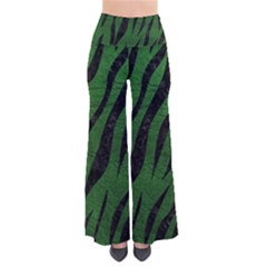 Skin3 Black Marble & Green Leather (r) Pants