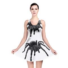 Tarantula Reversible Skater Dress
