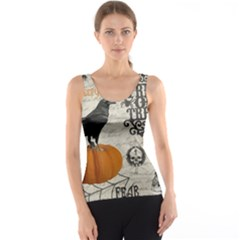 Vintage Halloween Tank Top
