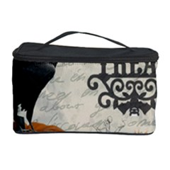 Vintage Halloween Cosmetic Storage Case