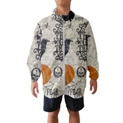 Vintage Halloween Wind Breaker (kids)
