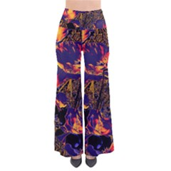Amazing Glowing Flowers 2a Pants