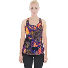 Amazing Glowing Flowers 2a Piece Up Tank Top