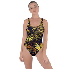 Amazing Neon Flowers B Bring Sexy Back Swimsuit
