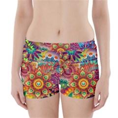 1960st Daydream Boyleg Bikini Wrap Bottoms