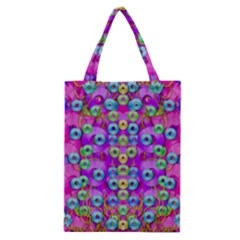 Festive Metal And Gold In Pop Art Classic Tote Bag