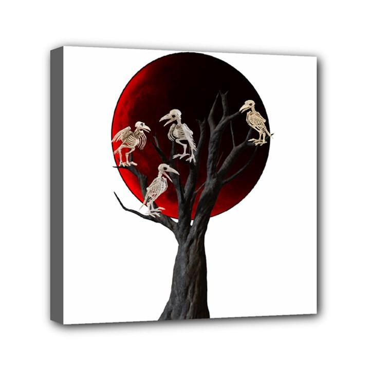 Dead tree  Mini Canvas 6  x 6