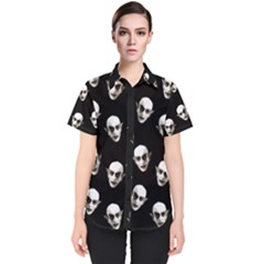 Dracula Women s Short Sleeve Shirt