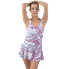 Abstract Marble 12 Swimsuit