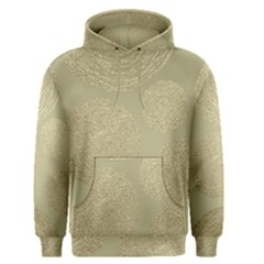 Modern, Gold,polka Dots, Metallic,elegant,chic,hand Painted, Beautiful,contemporary,deocrative,decor Men s Pullover Hoodie