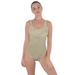 Modern, Gold,polka Dots, Metallic,elegant,chic,hand Painted, Beautiful,contemporary,deocrative,decor Bring Sexy Back Swimsuit