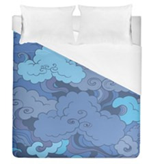 Abstract Nature 1 Duvet Cover (queen Size)