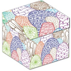 Abstract Nature 12 Storage Stool 12