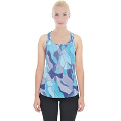 Abstract Nature 14 Piece Up Tank Top
